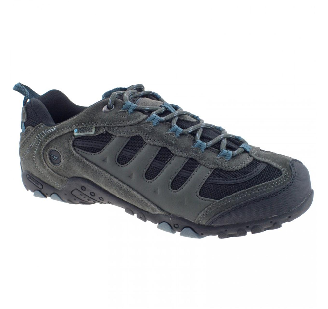 Penrith Mens Trainer Grey 12