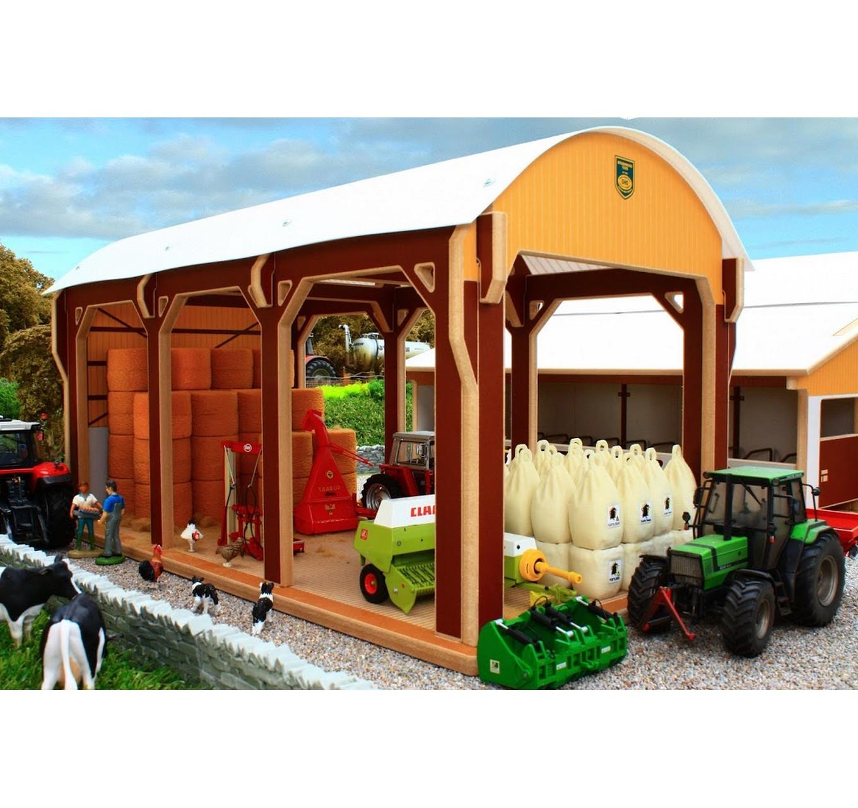 Dutch Hay Barn