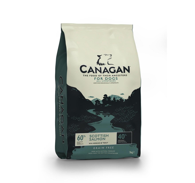 Canagan Scottish Salmon 6kg