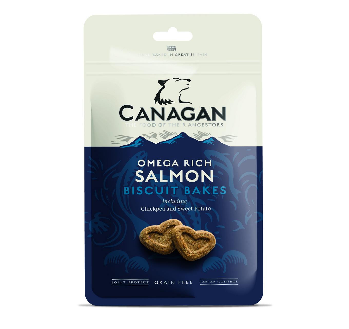 Canagan Salmon Biscuit 150g