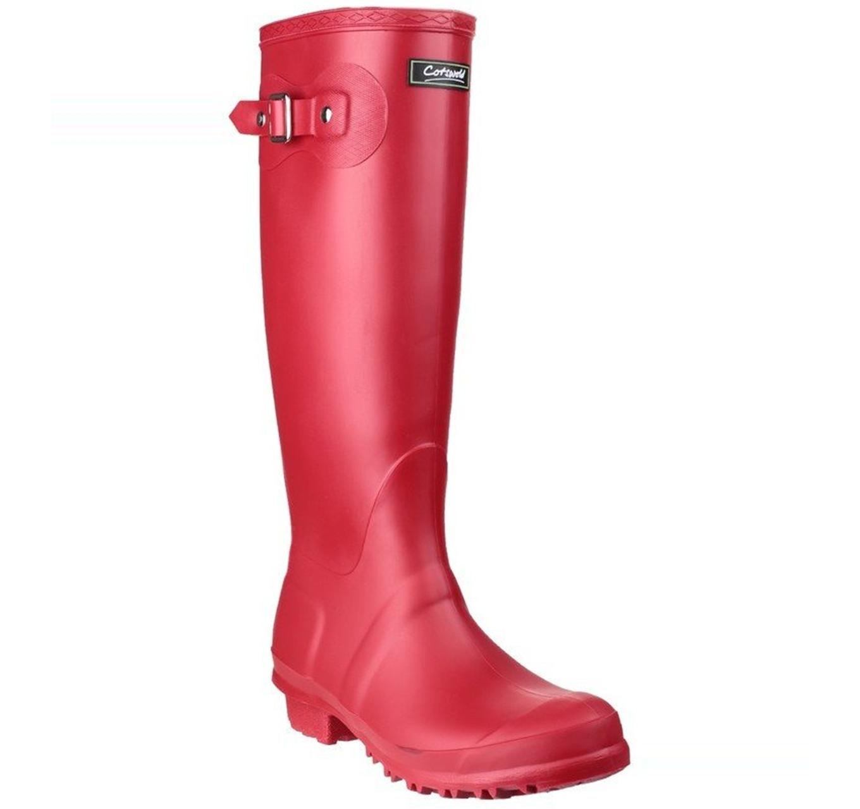 Sandringham Boots Red 4