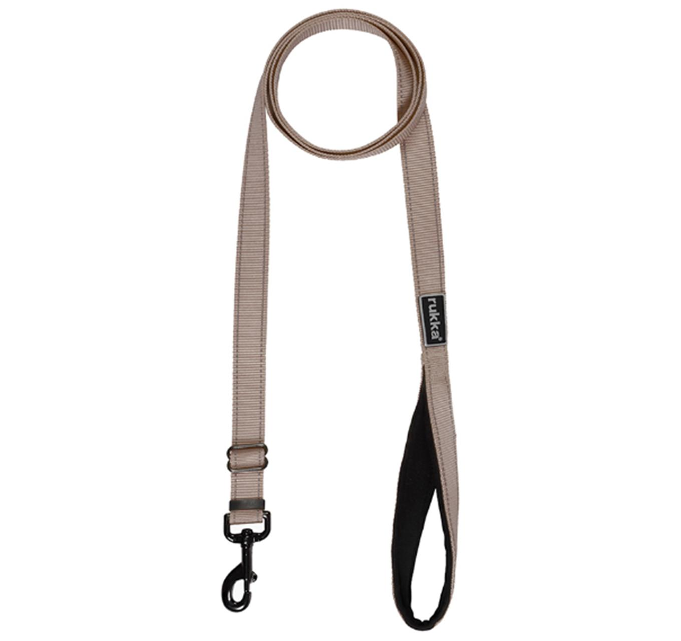 Bliss Leash Taupe L