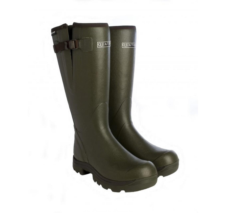Quatro Sport Boots 8