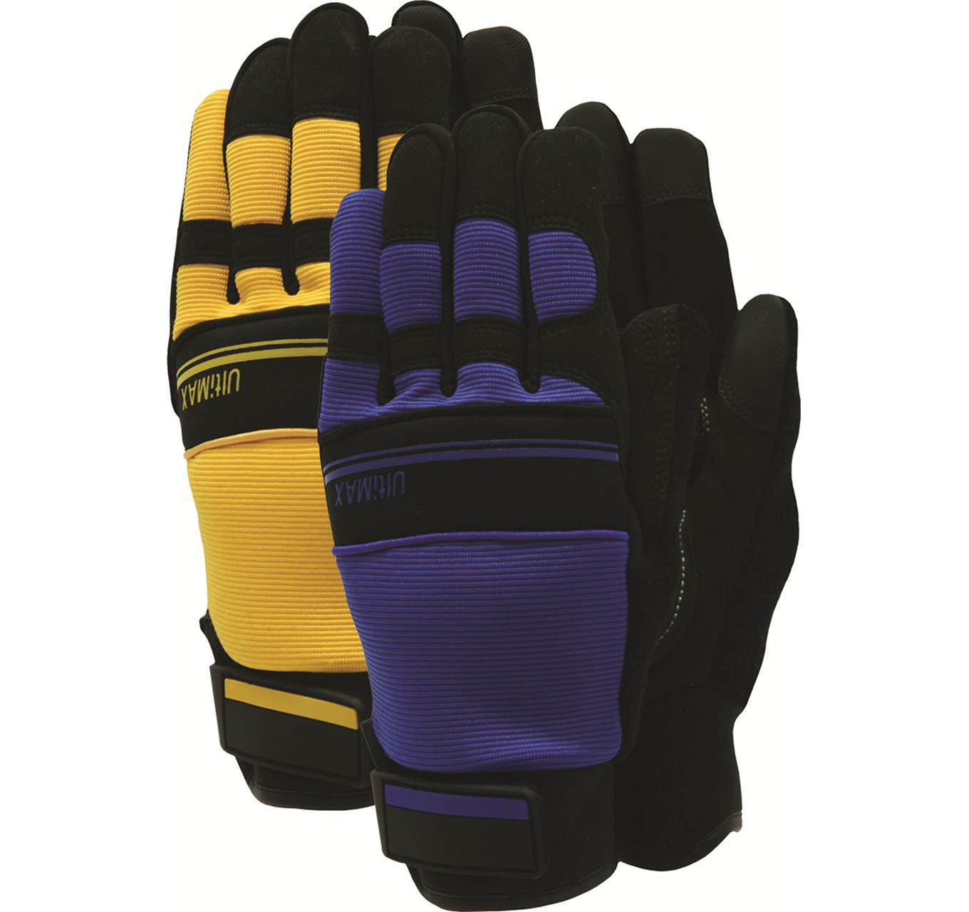 Deluxe Ultimax Gloves L