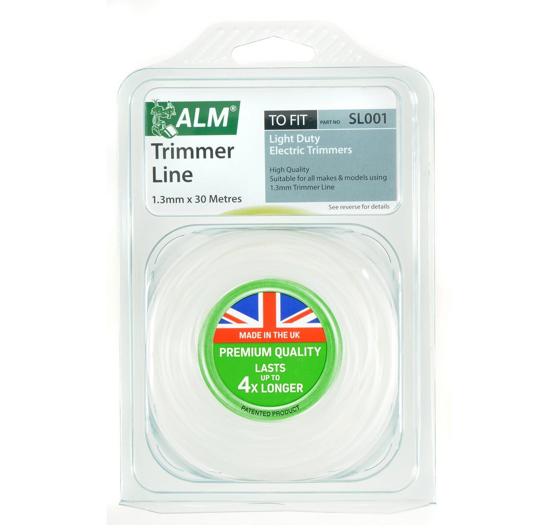 SL001 Trimmer Line 1.3mm x 30m