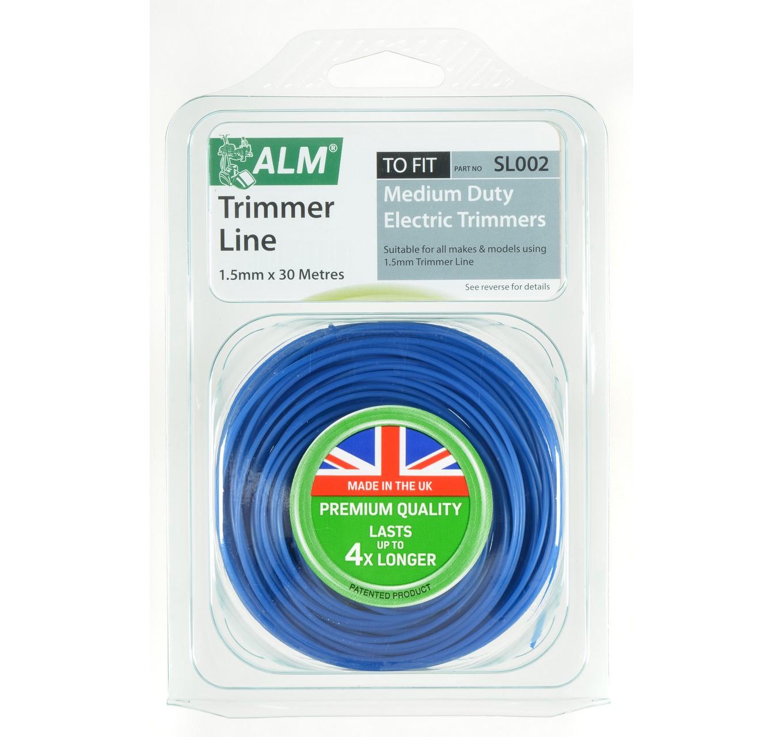 SL002 Trimmer Line 1.5mm x 30m