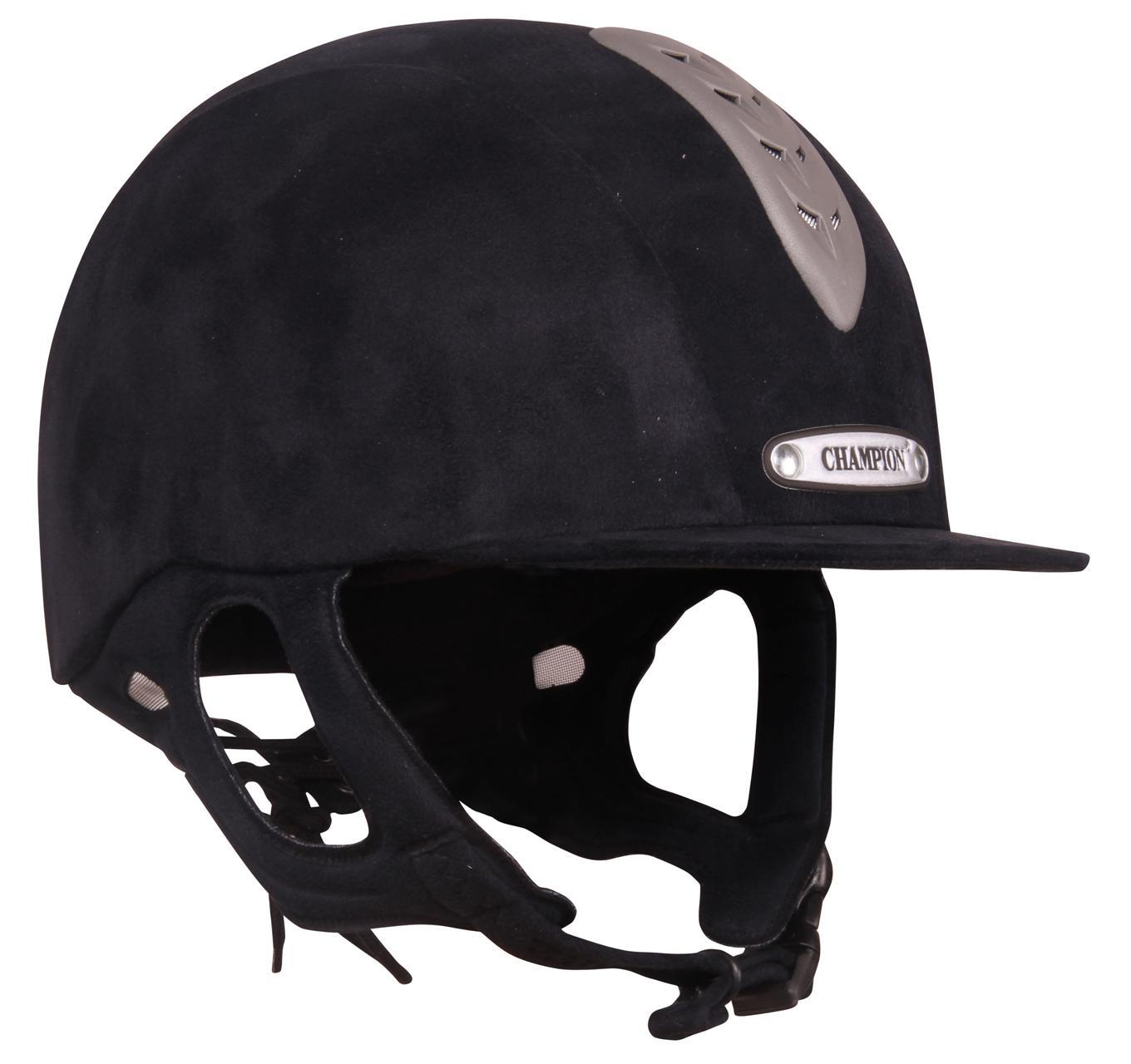 Junior X-Air + Hat Navy 7 3/8