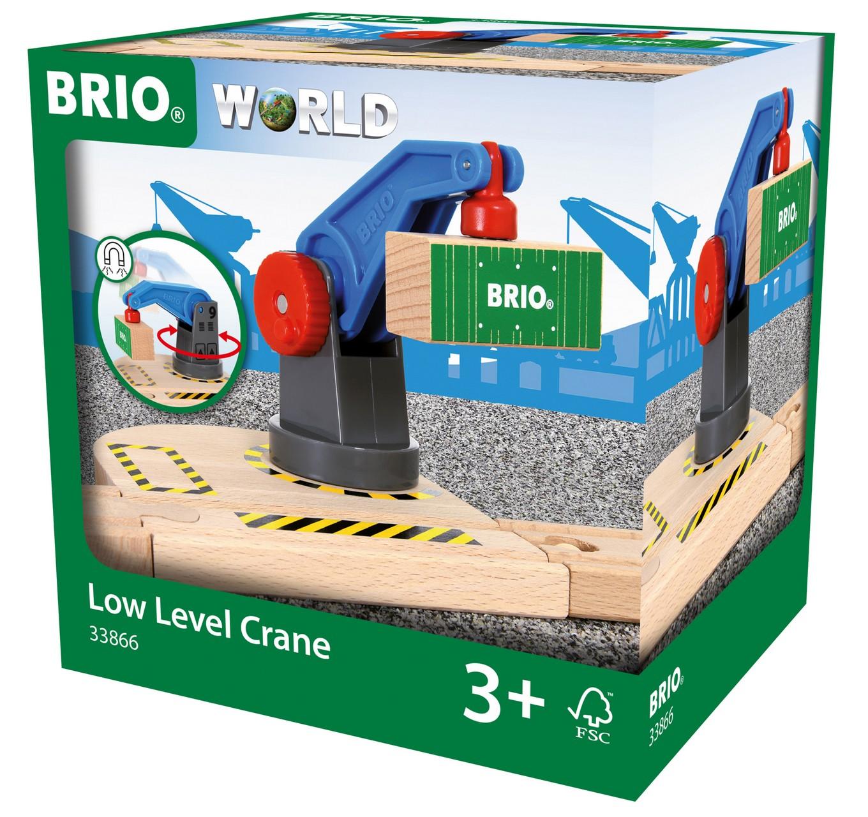 Low Level Crane