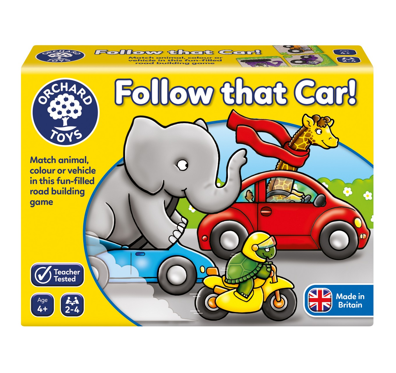 Follow that Car! Game