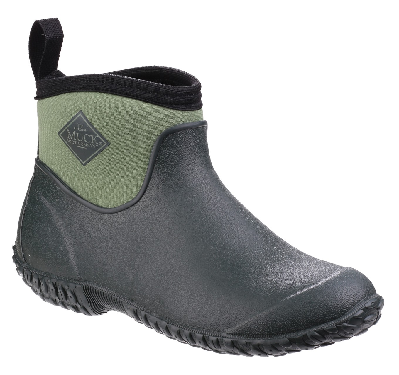 Muckster2 Ladies Ankle Green 6