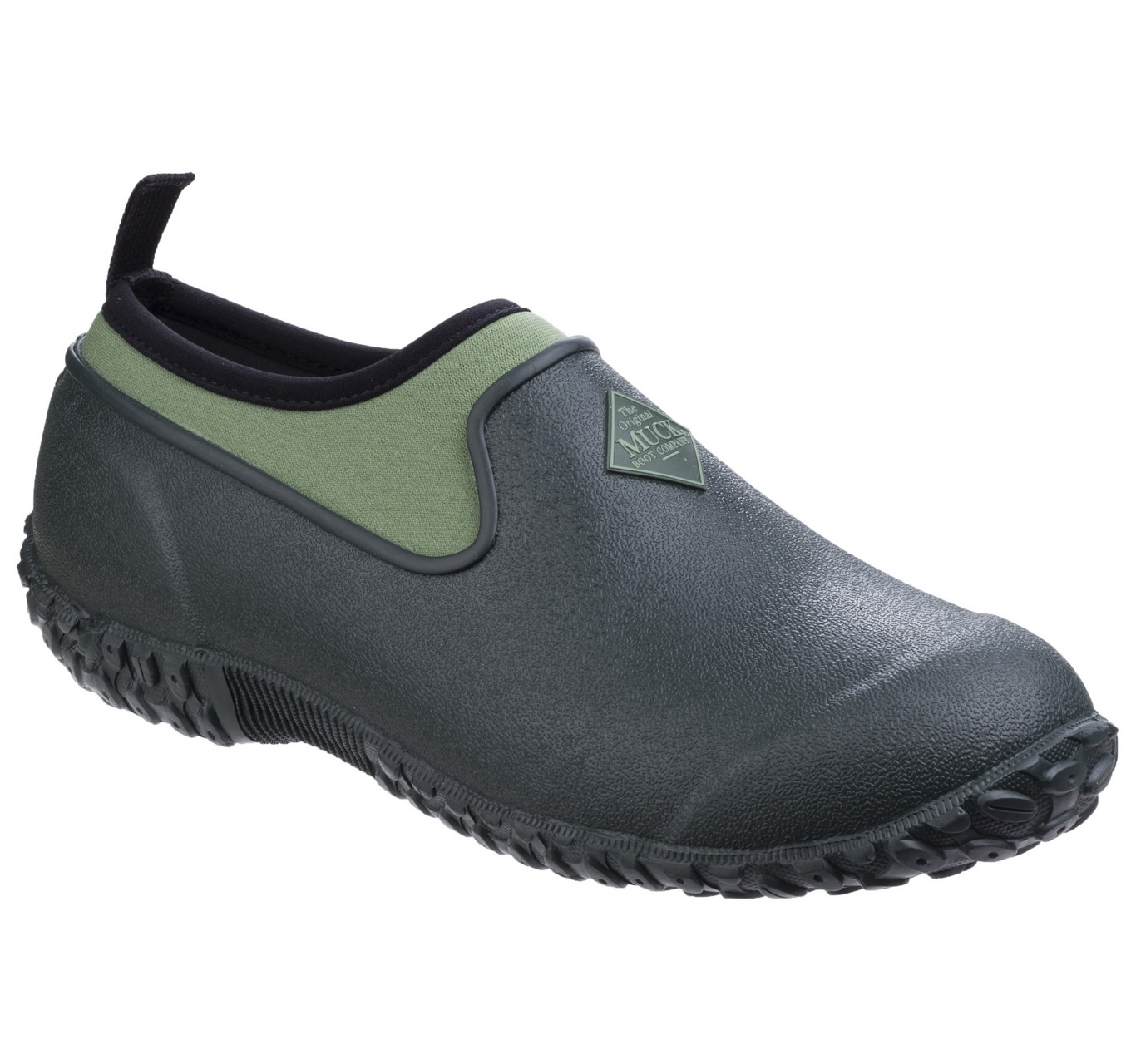 Muckster2 Ladies Low Green 7