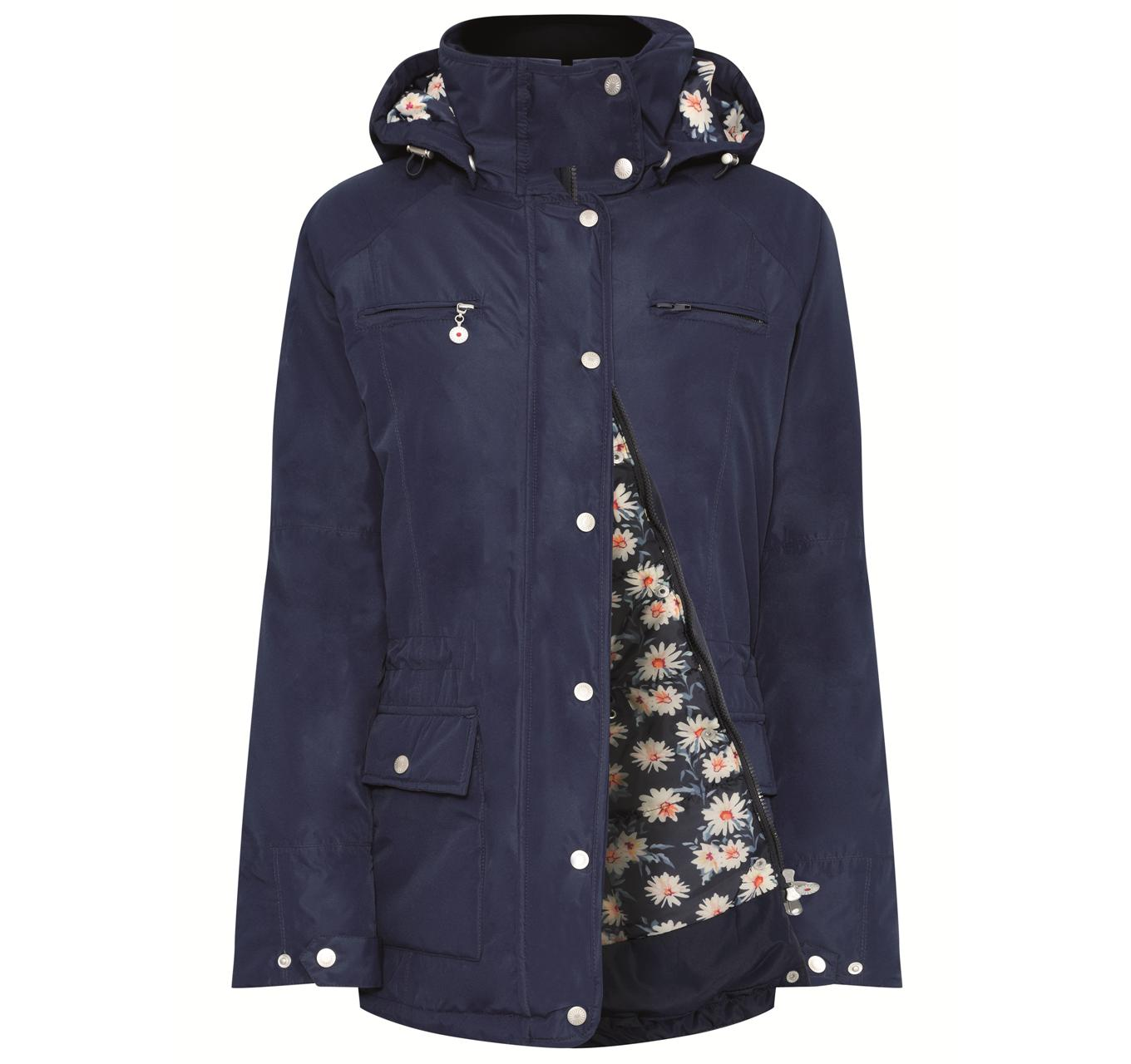 Mayfield Coat Navy 12