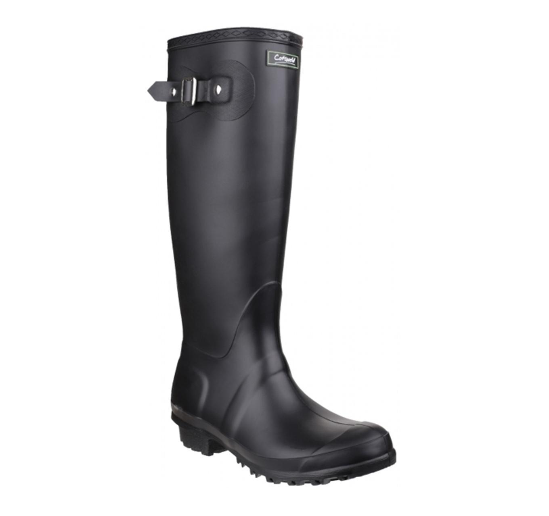 Sandringham Boots Black 6