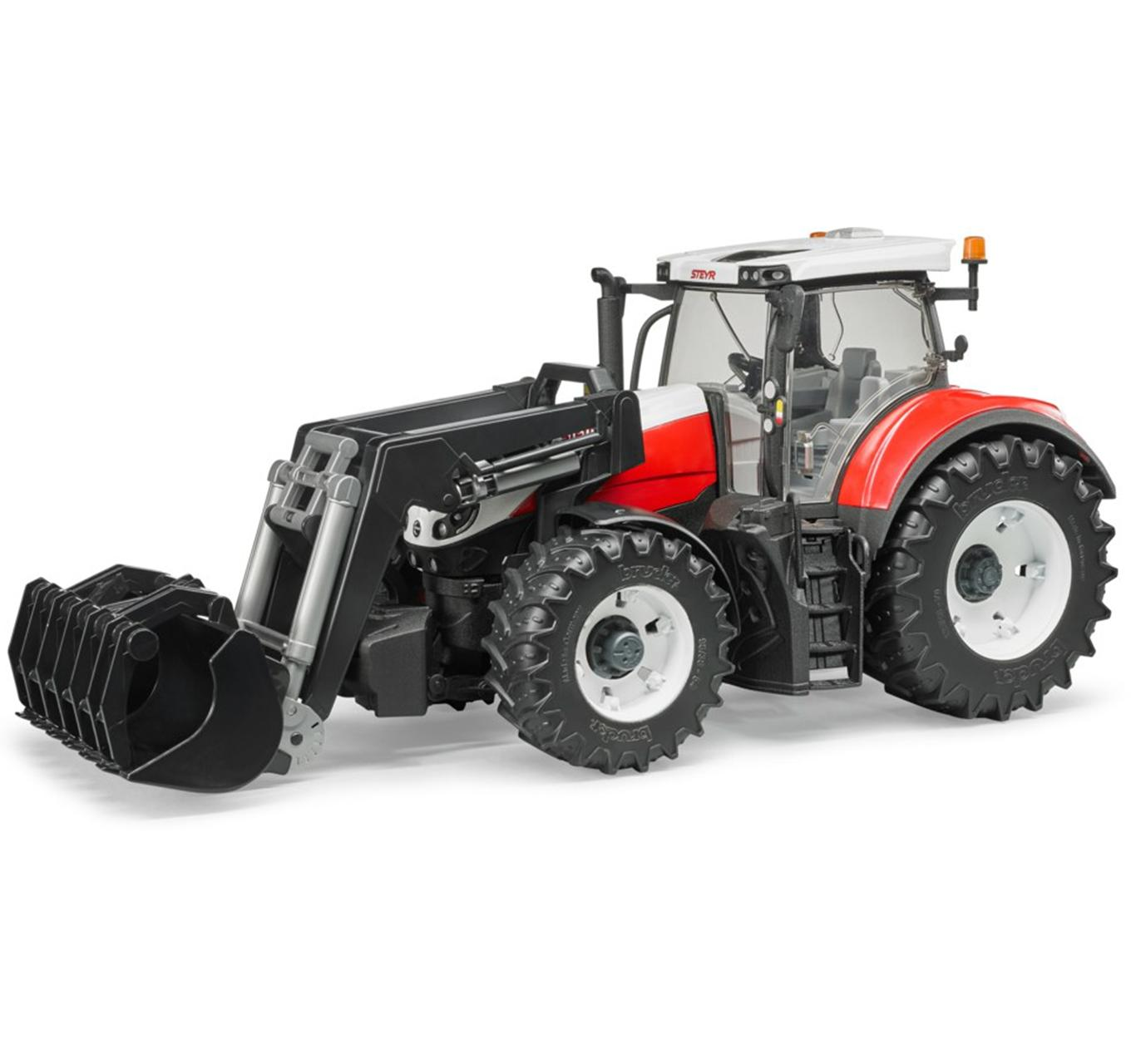 Steyr 6300 Terrus with Loader
