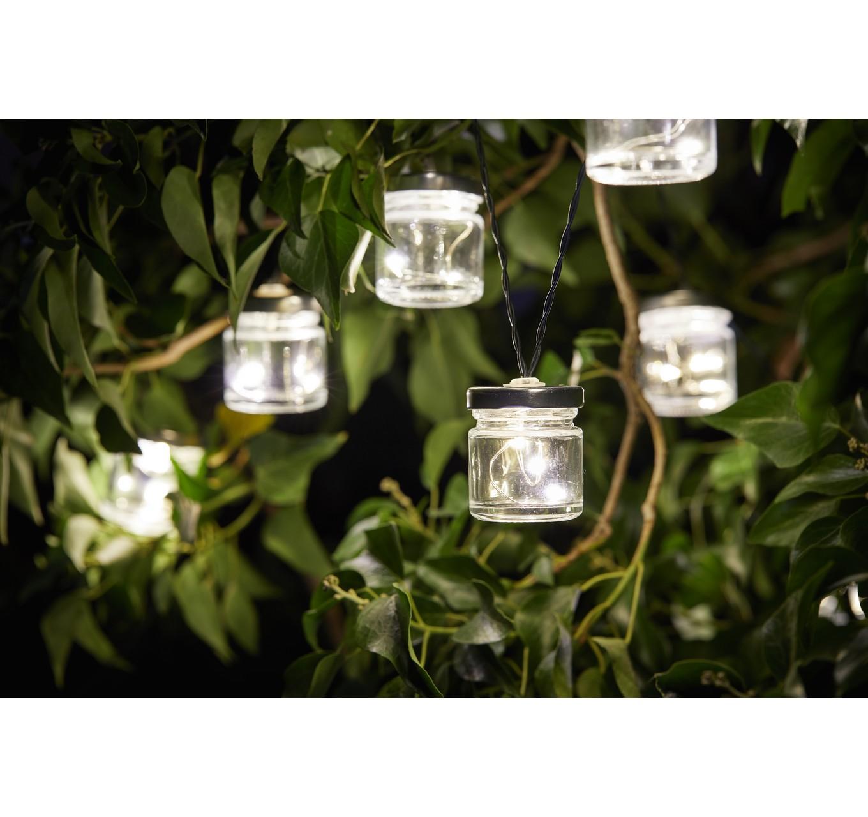 Firefly Jars String Lights