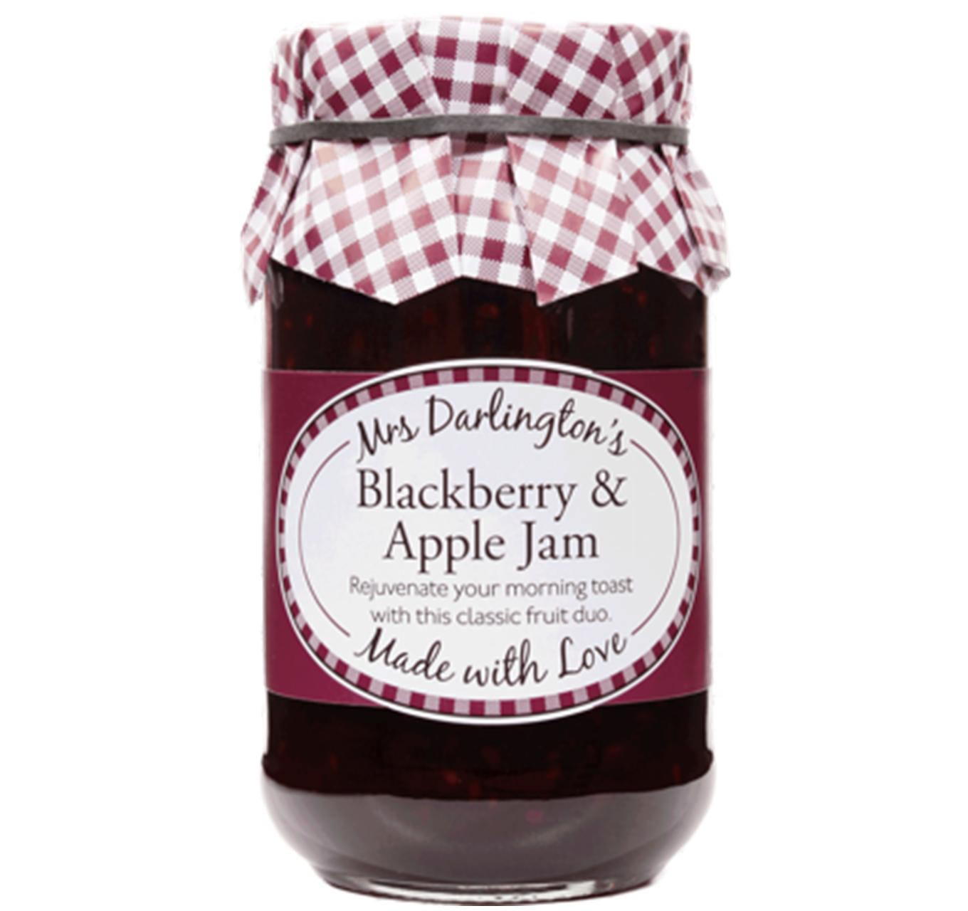 Blackberry & Apple Jam 340g