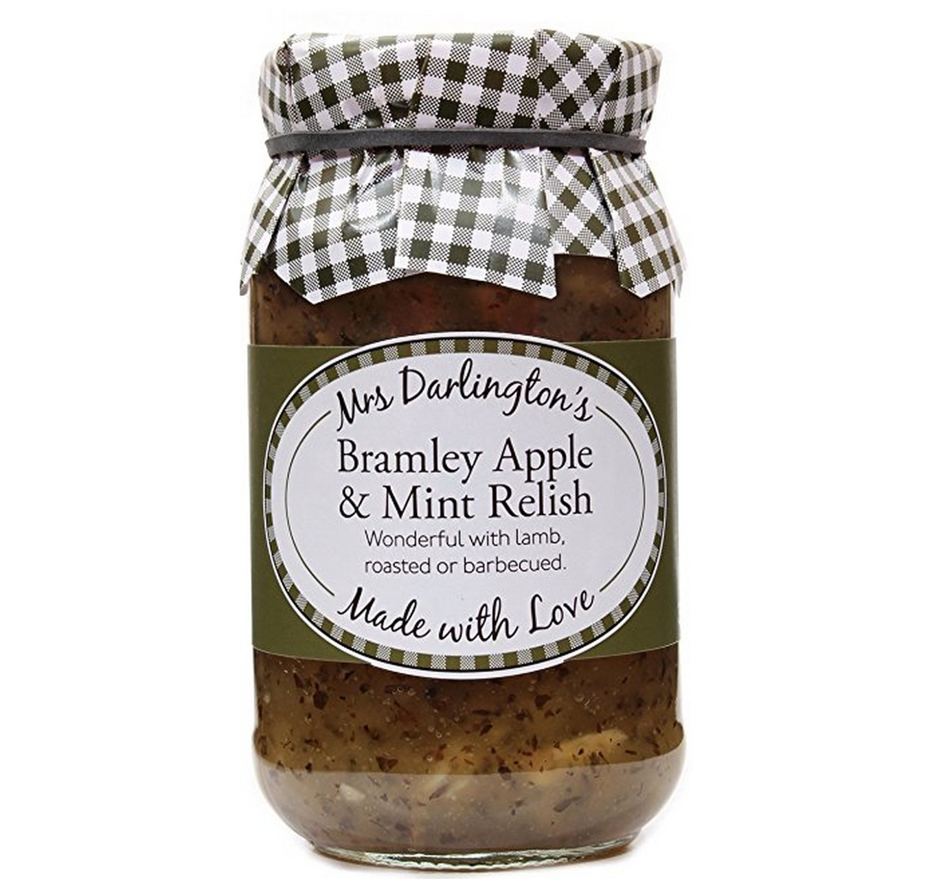 Apple & Mint Relish 312g