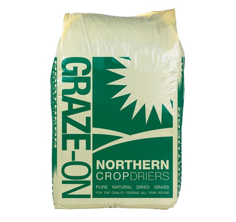 Graze-On Dried Grass 15kg