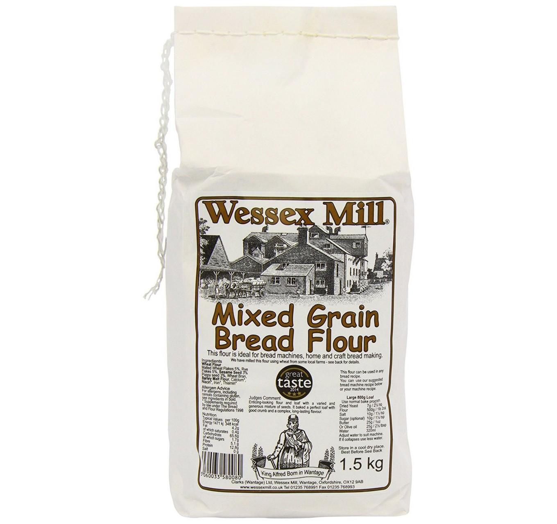 Mixed Grain Bread Flour 1.5kg