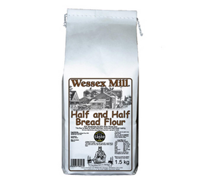 Half & Half Bread Flour 1.5kg