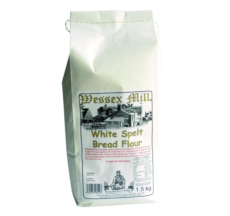 White Spelt Bread Flour 1.5kg