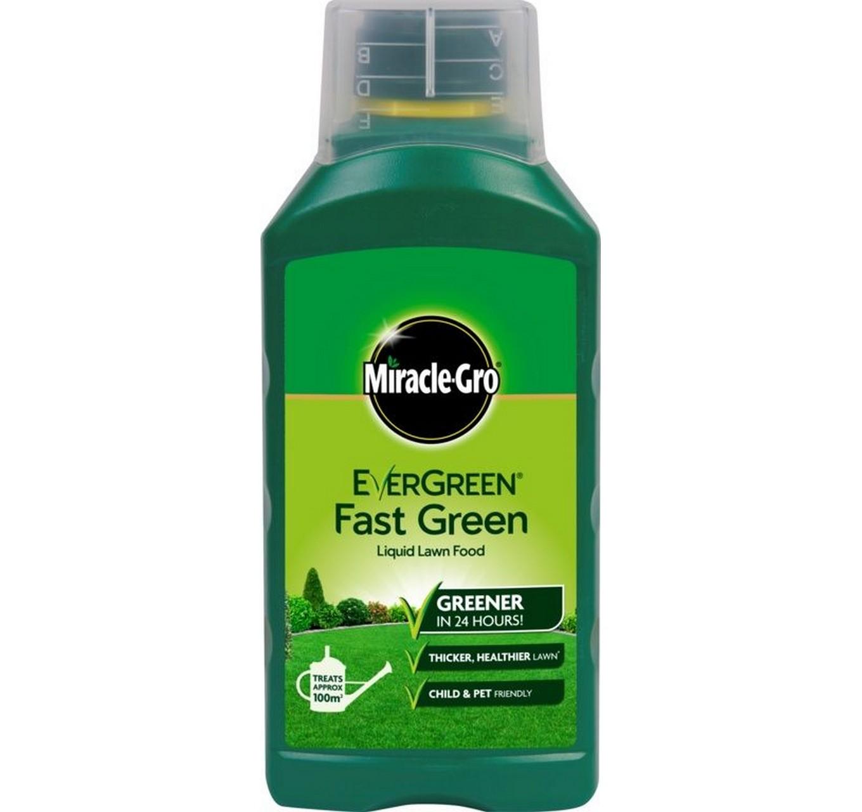 Evergreen Fast Green 1L