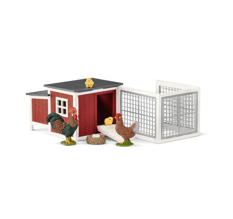 Chicken Coop play Set