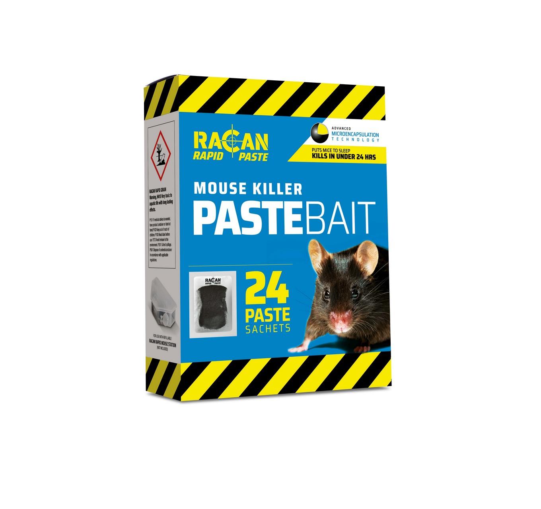 PASTEBAIT Mouse Killer 24x10g
