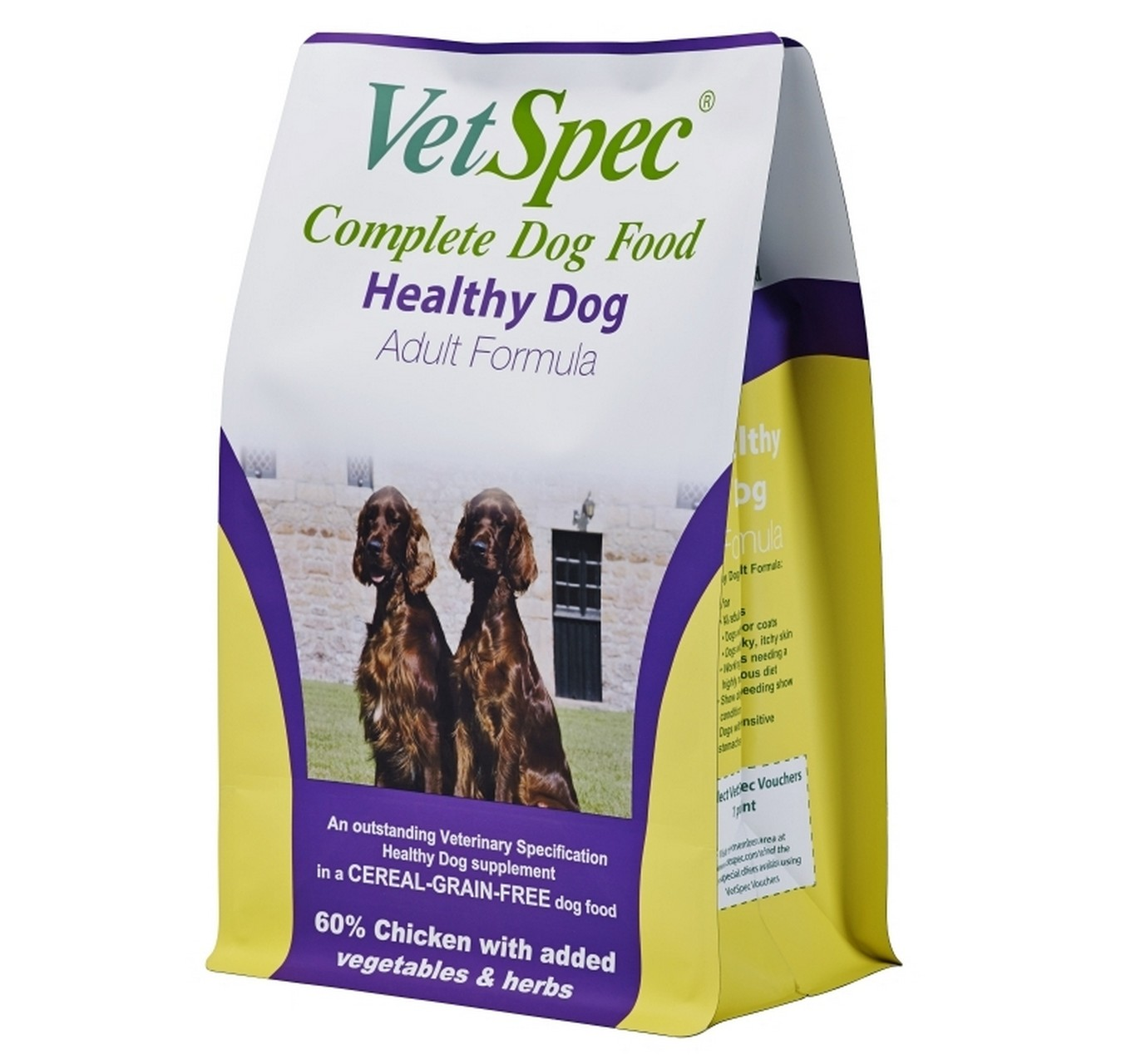 VetSpec Healthy Dog Chicken 2k