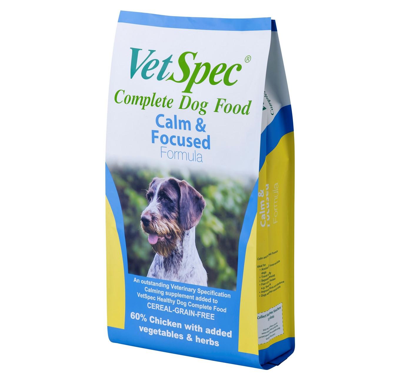 VetSpec Calm & Focused 2kg