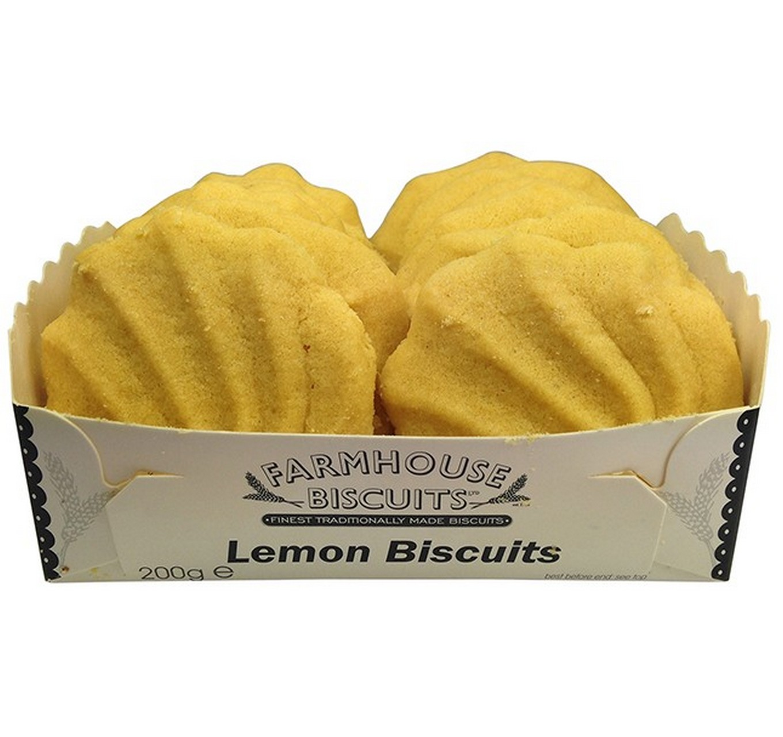Lemon Biscuits 200g