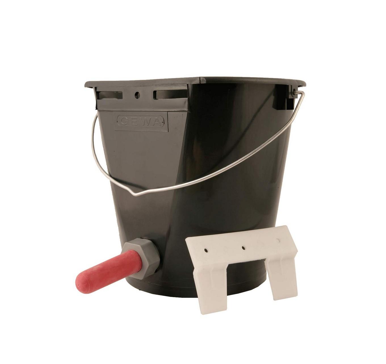 Calf Feeder Bucket (Complete)