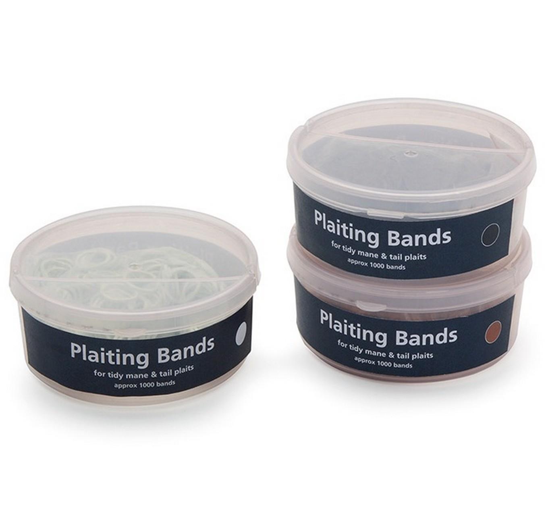 Plaiting Bands Tub Black