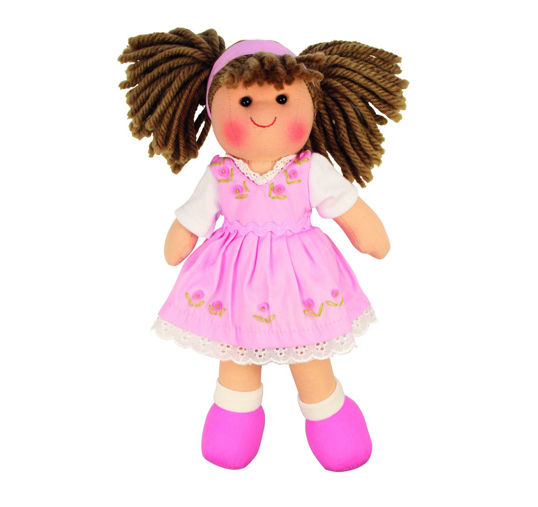 Rose Doll 28cm