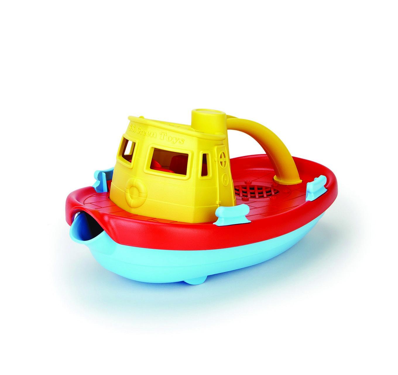 Tugboat - Yellow Handle