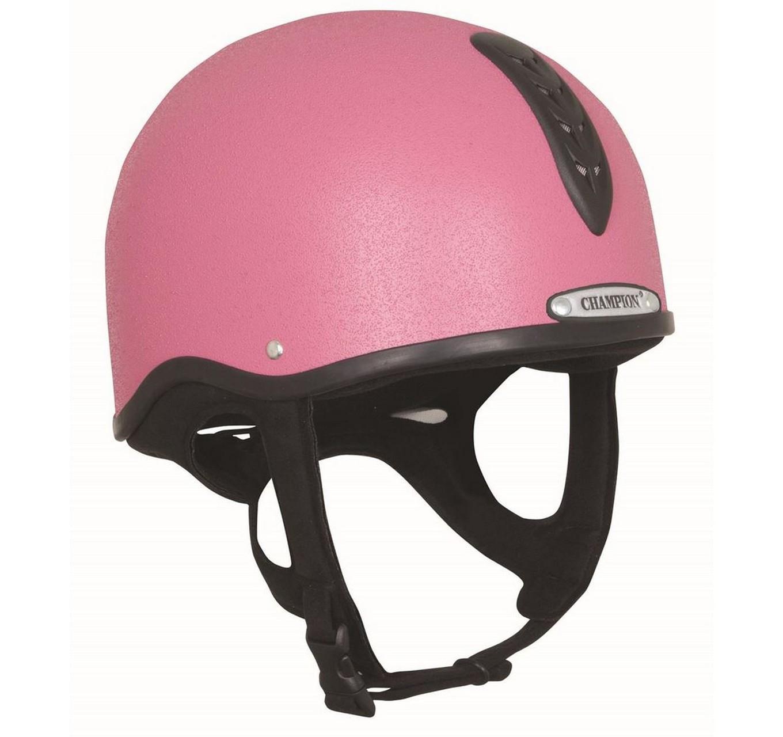 Junior XAir+ Helmet Pink 2 1/2