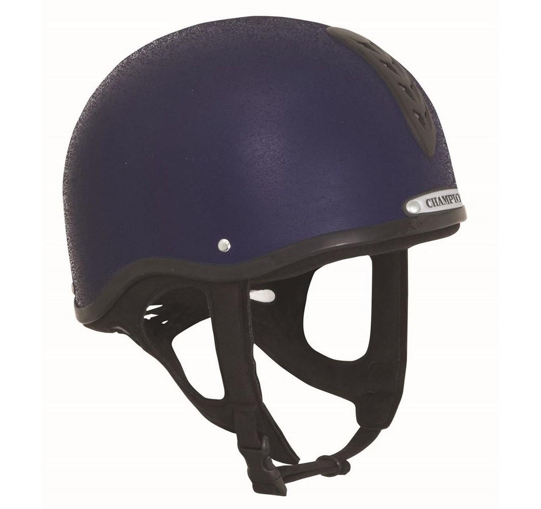 Junior XAir+ Helmet Navy 1 1/2