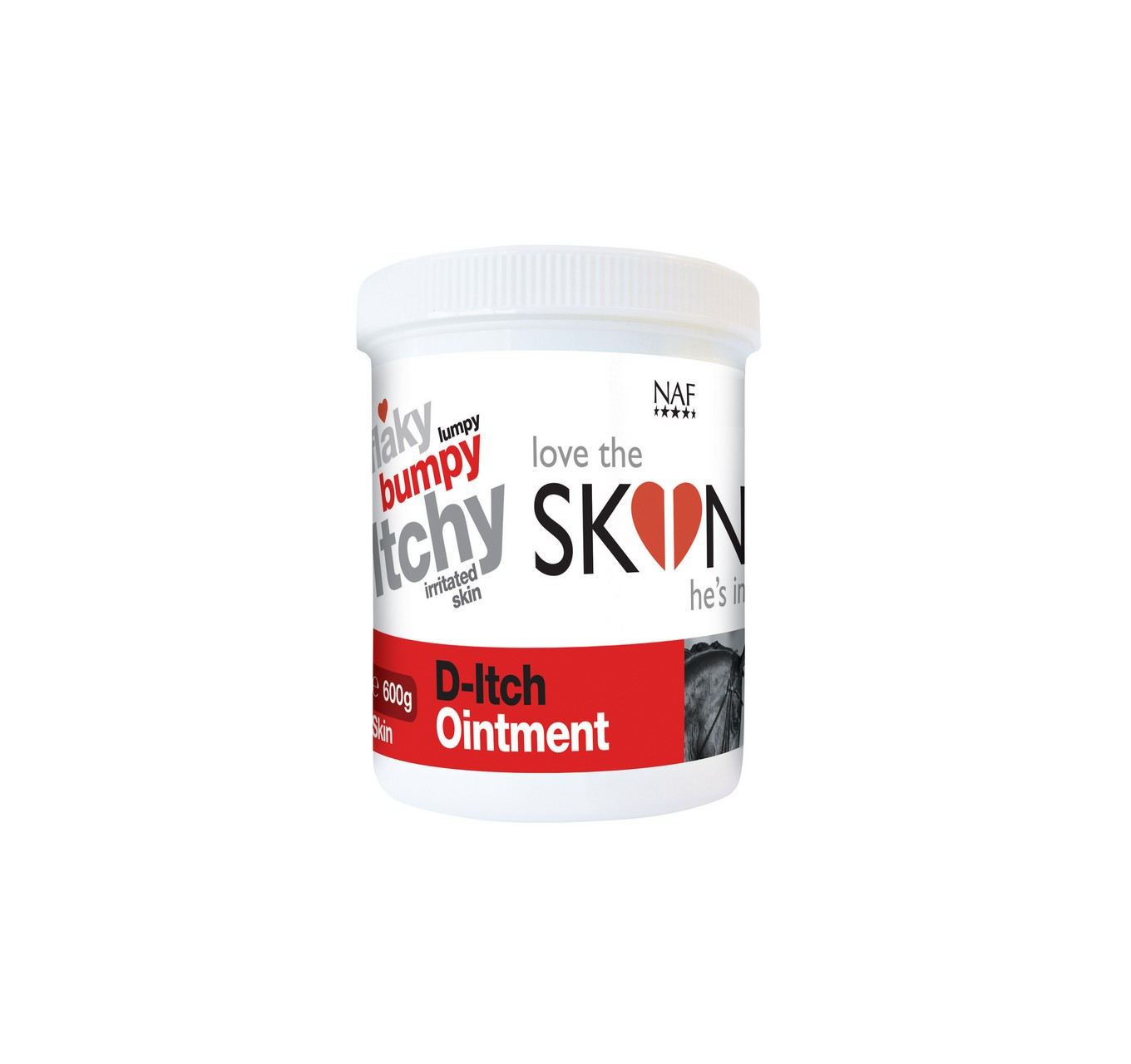 D-Itch Ointment 600g