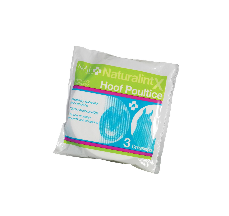 Naturalintx Hoof Poultice 3pk