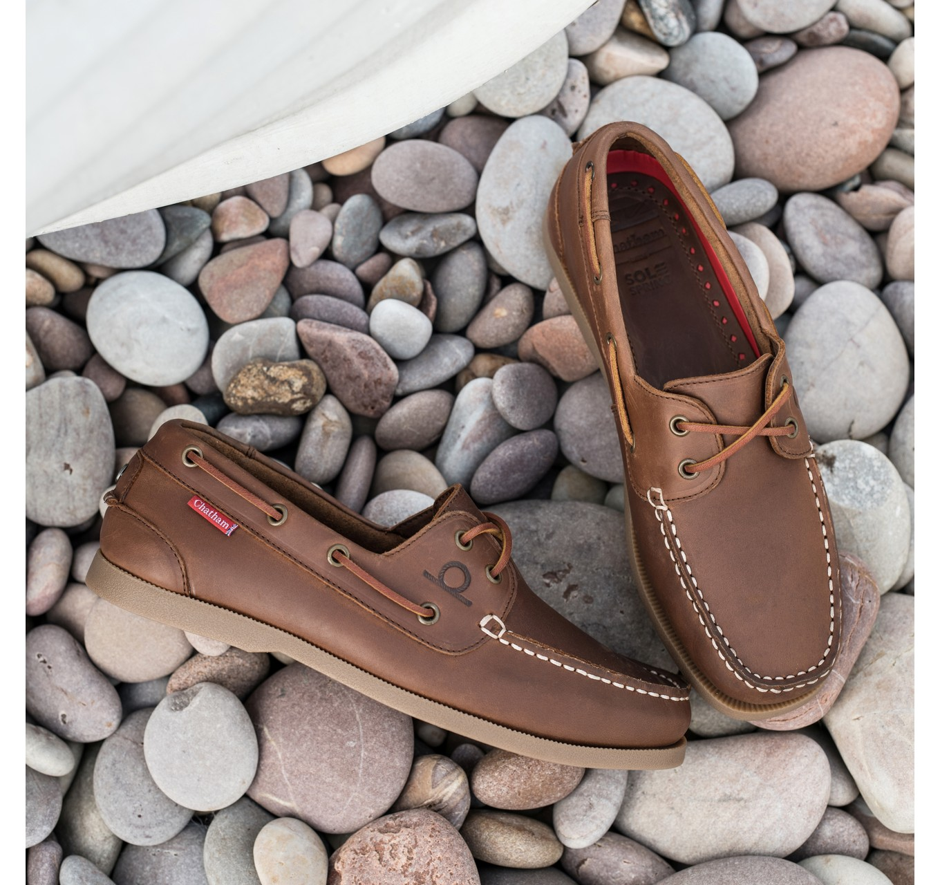 Galley II Mens Shoes Tan 8