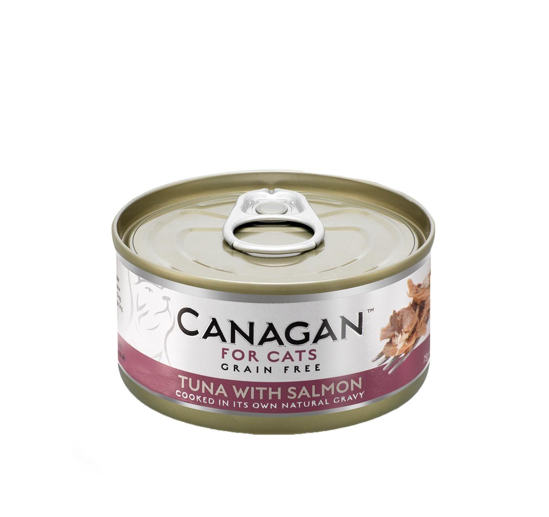 Tuna with Salmon 75g