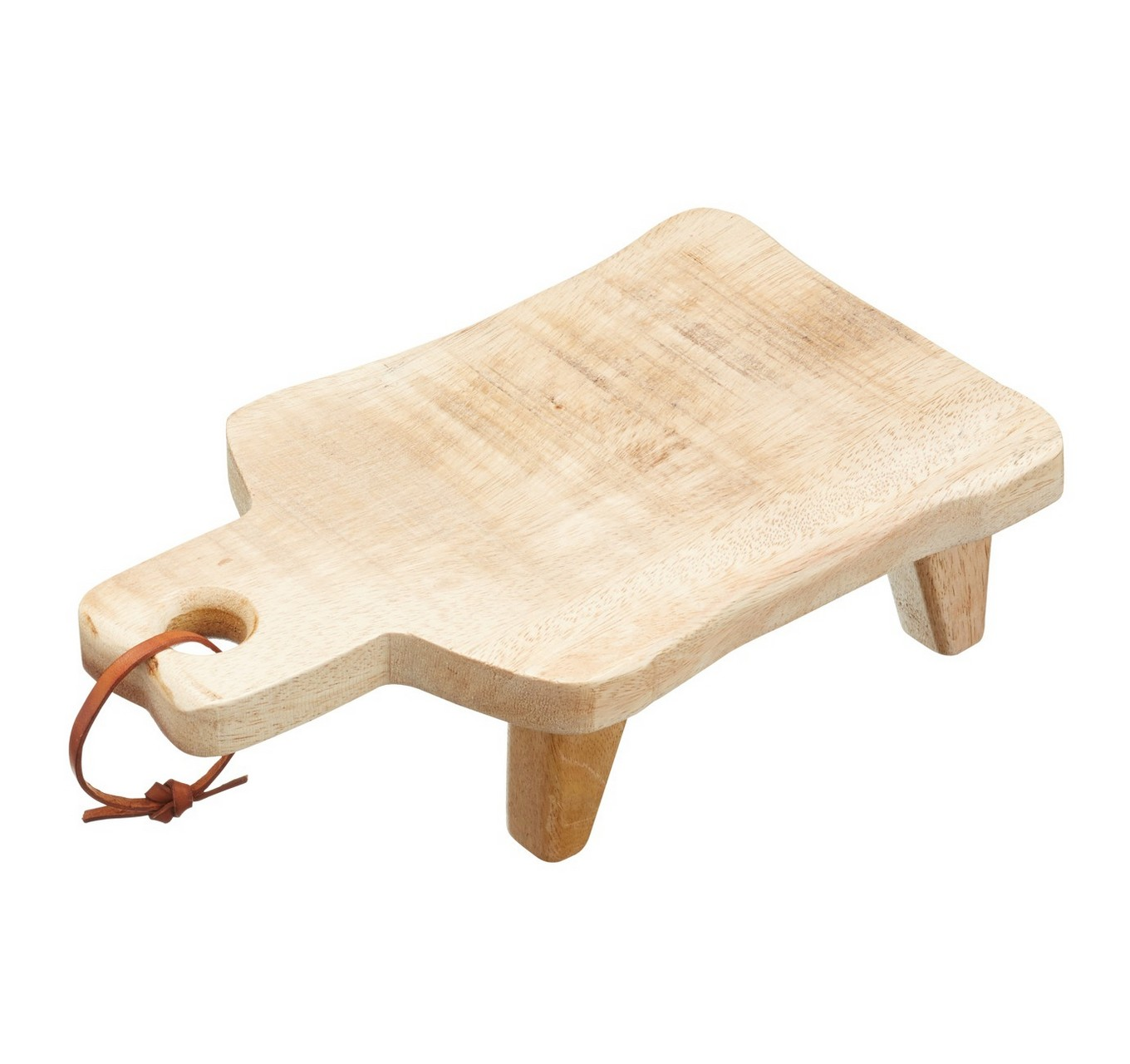 Footed Serving Board 30x18cm