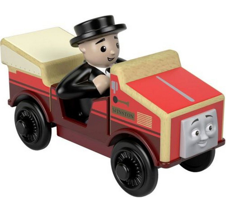 Winston Wooden Car *NEW*