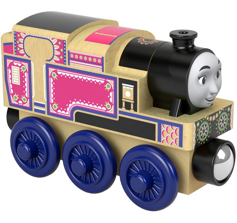 Ashima Wooden Engine *NEW*