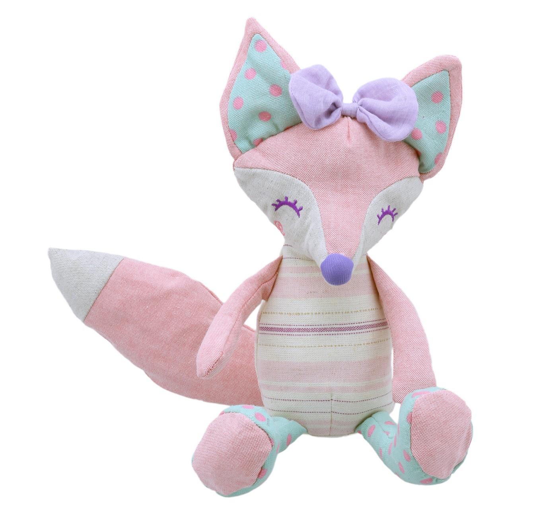 Linen Pink Fox 280mm