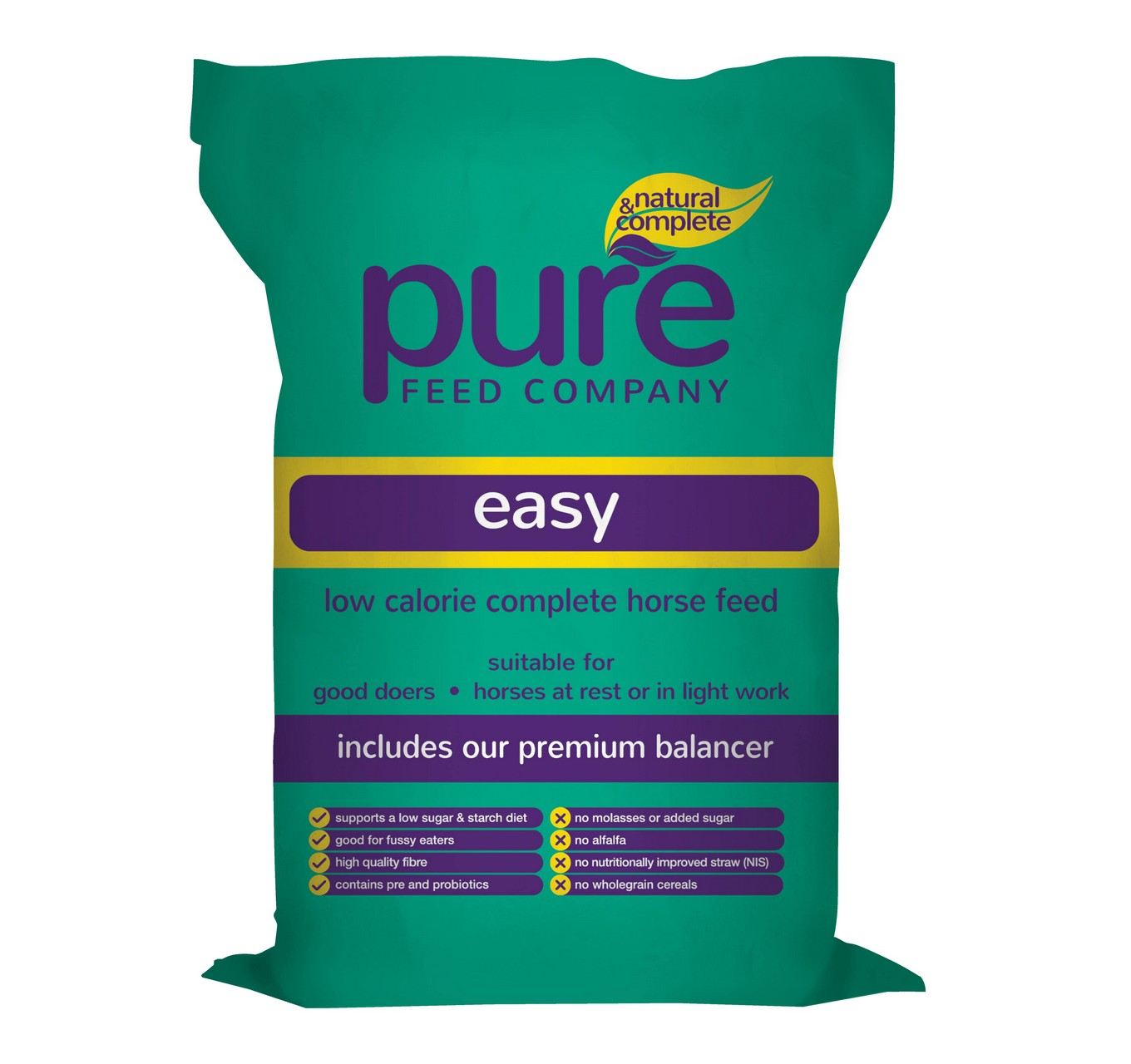 Pure Easy Mix 15kg