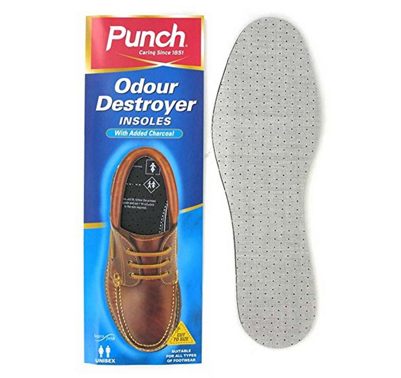 Odour Destroyer Insoles