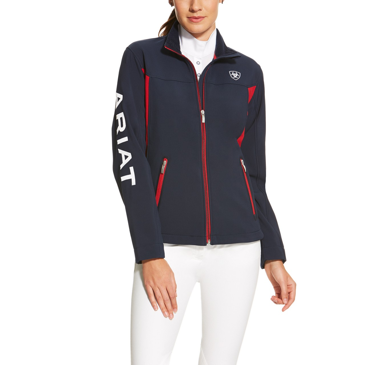 Team Softshell Jacket Navy L