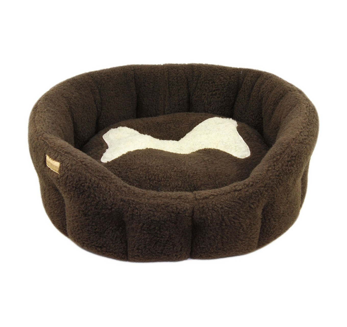 Classic Bone Bed Brown S