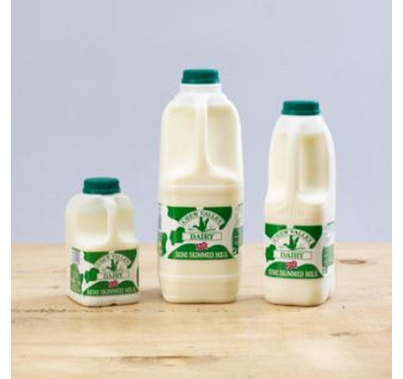 Semi-Skimmed Milk 1L